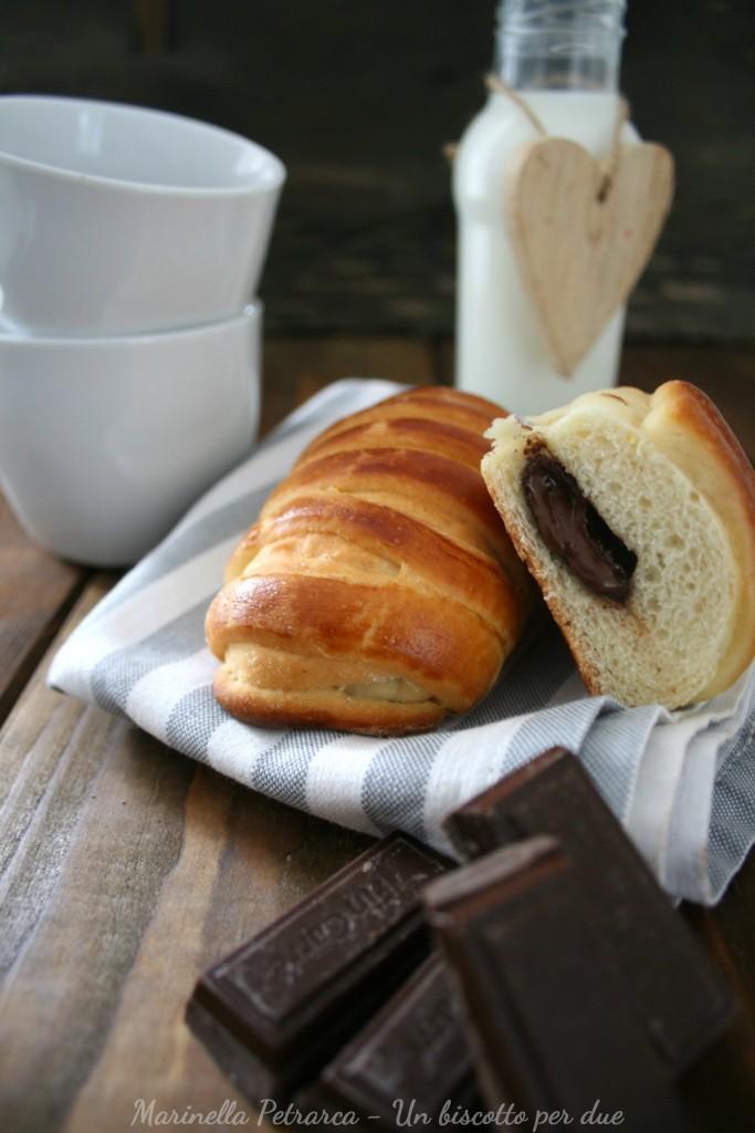 Flauti - pain au lait